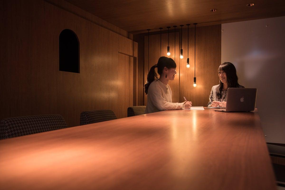 【名古屋/星ヶ丘】セミナー/講座/お茶会等に便利なセミナーレンタルスペース の写真