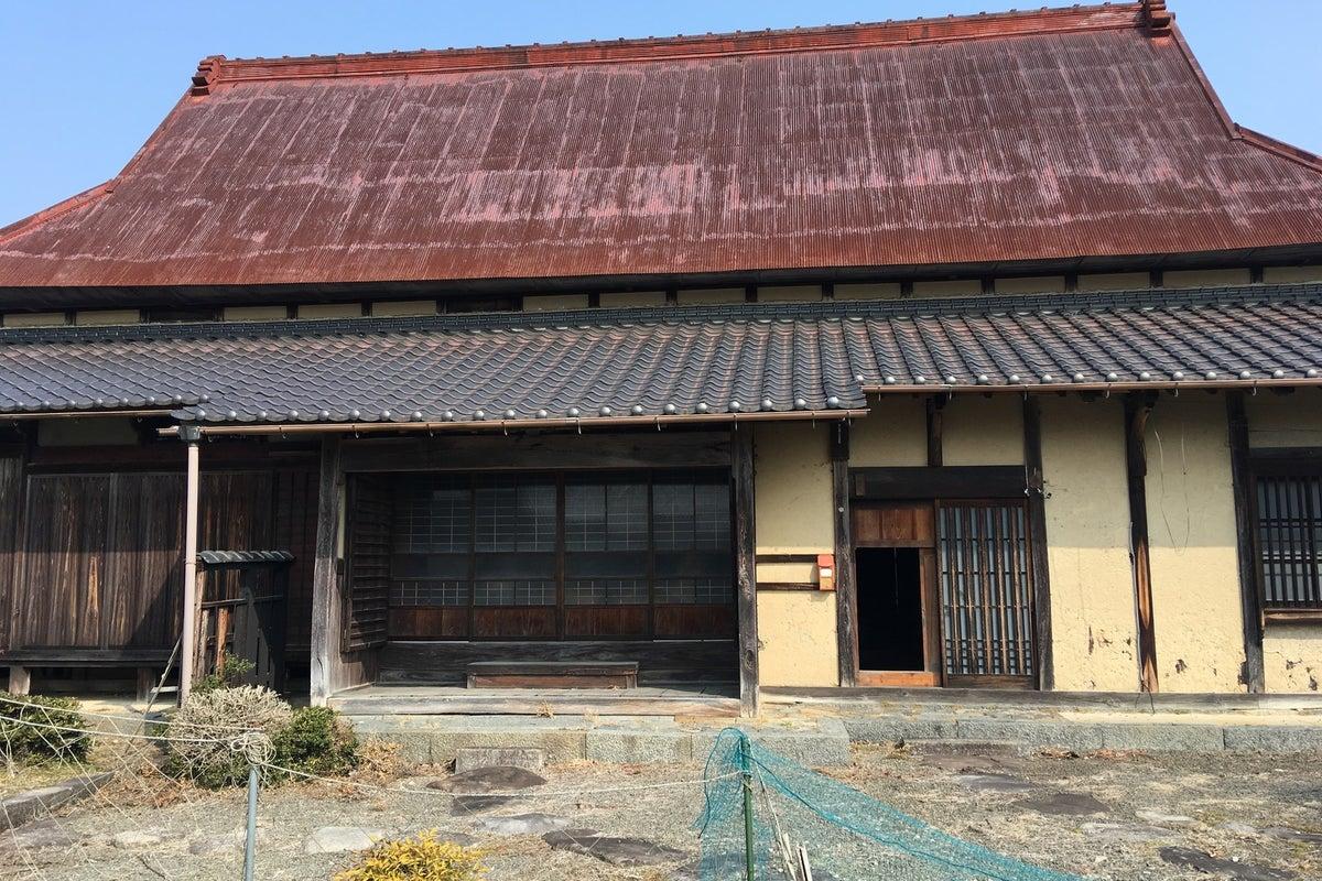 築130年の古民家です。ロケ撮影・コスプレ撮影に是非! の写真