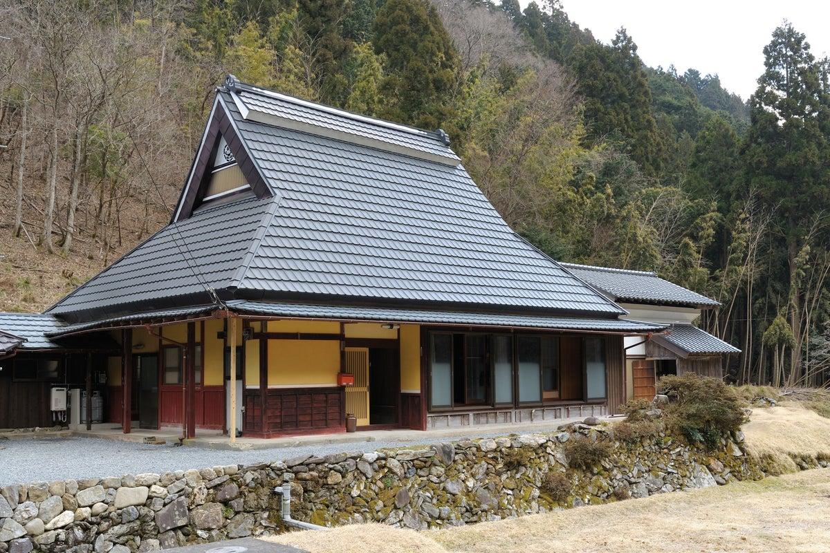 自然豊かな山奥の築150年古民家!イベント、会議、撮影会、教室などに。 の写真