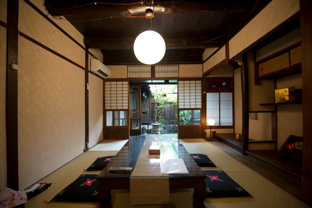 2名~10名様まで貸切で。最大20時間京町家ステイ の写真