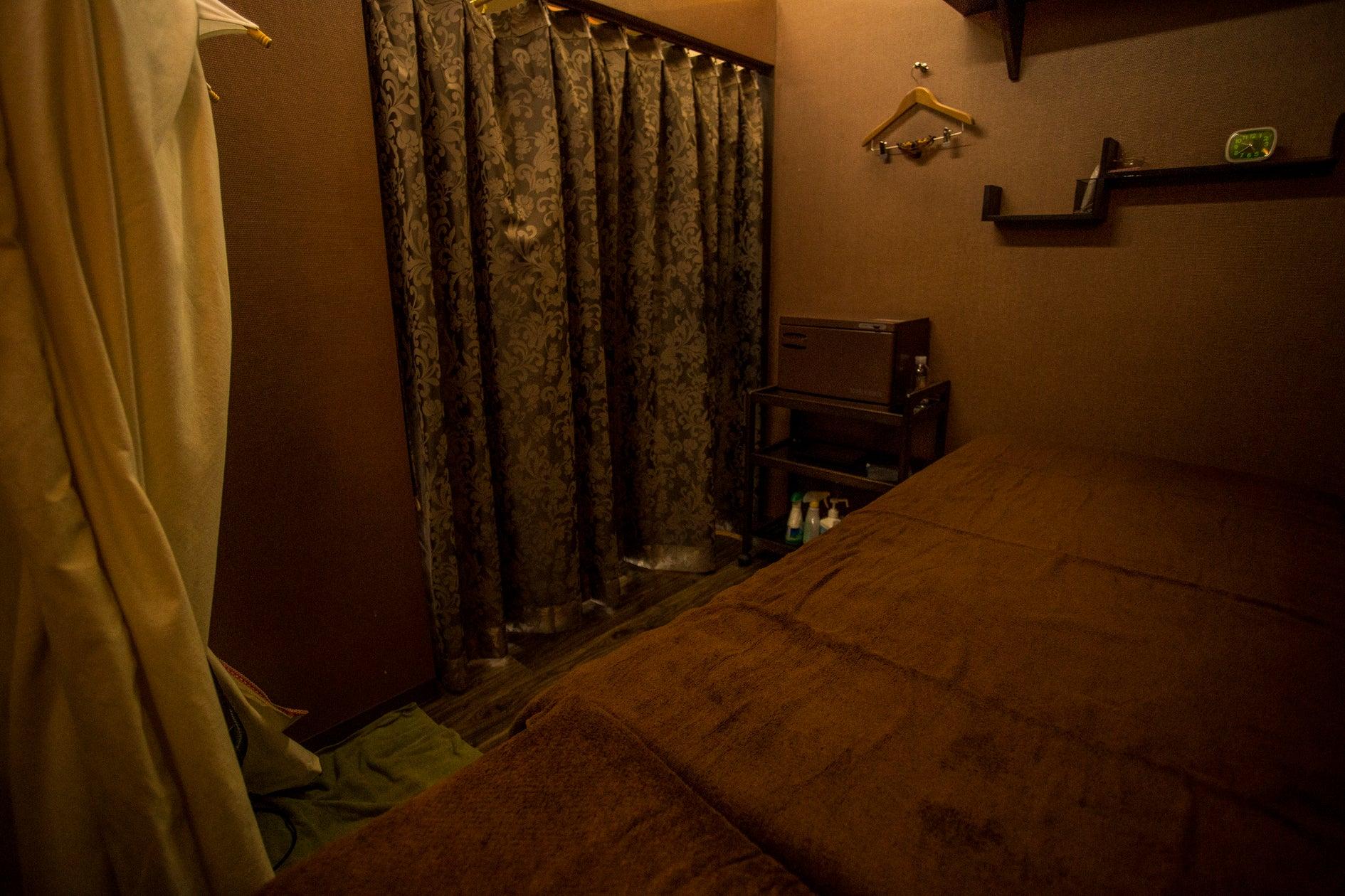 エステサロンixs・priority内。ヨガ・エステ各種で使えるレンタルルーム。 の写真