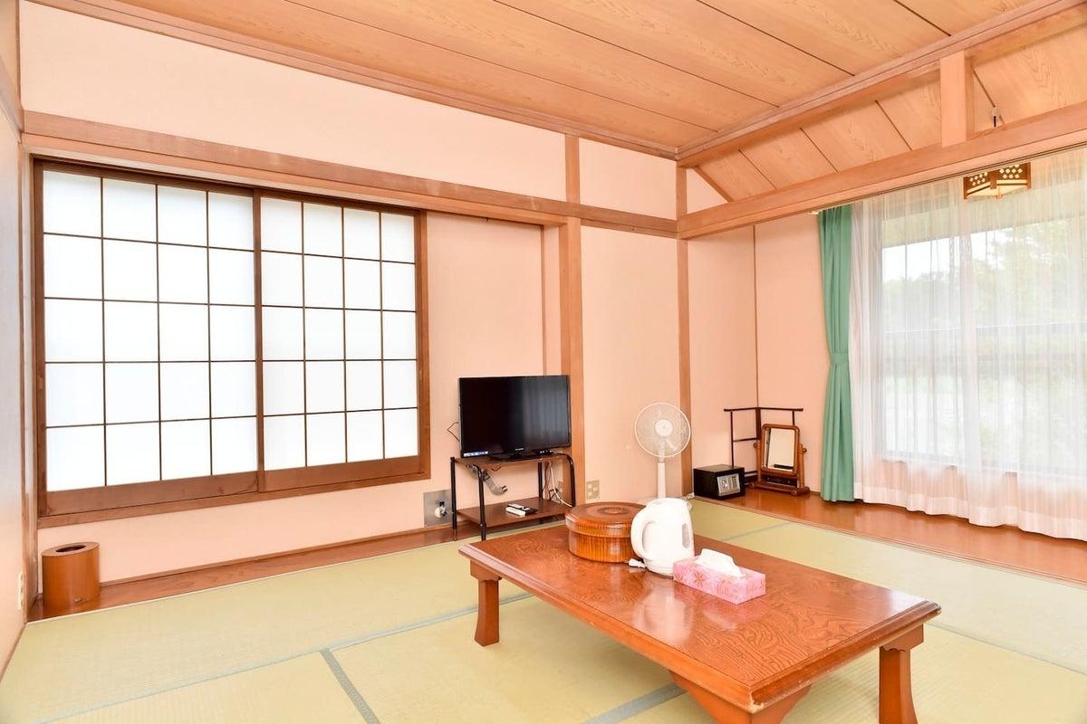 富士山までスグ!山中湖旅館-梁山 RYOZAN- カップル和室#3 の写真