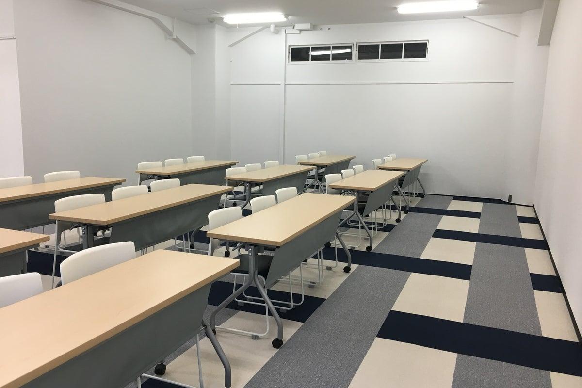 【最大10%お得!イベント等に便利な1日利用プランあり】100㎡越え、レイアウトを自由に変更できる会議室 の写真