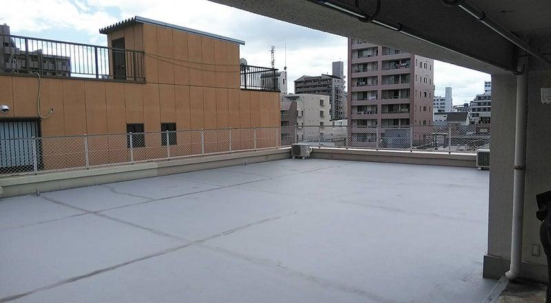倉庫スタイルPackstudio共有部分:屋上★撮影専用