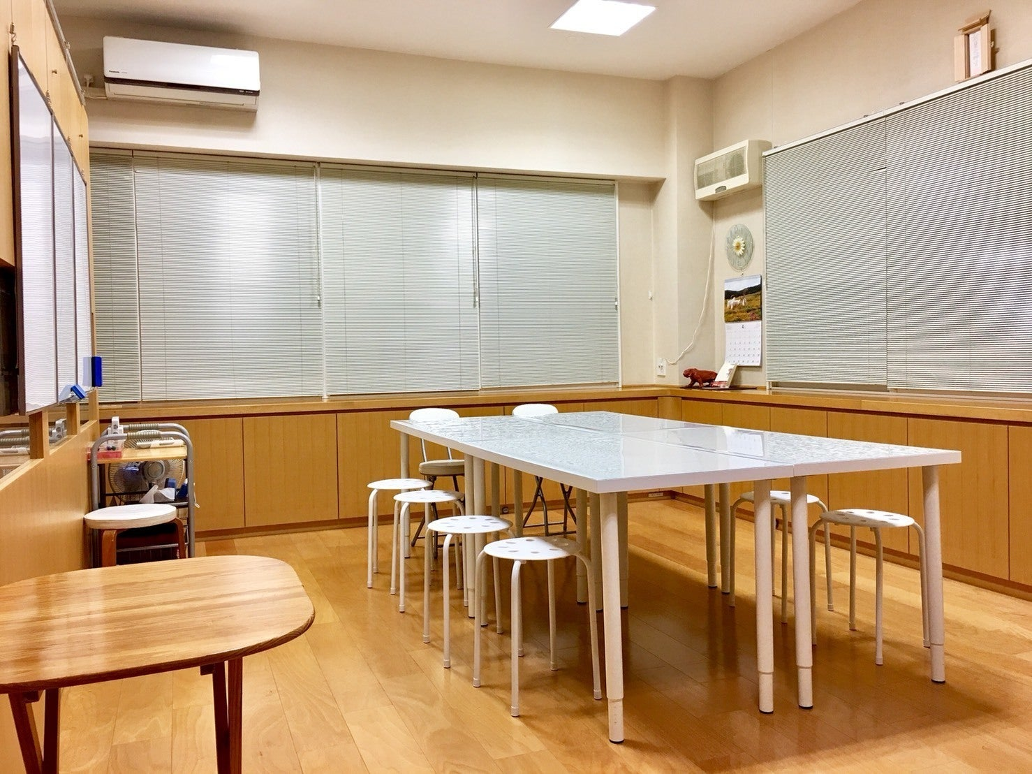 伝通院マンション【セミナー/会議 103】(ホワイトボード/プロジェクター/Wifi無料) の写真