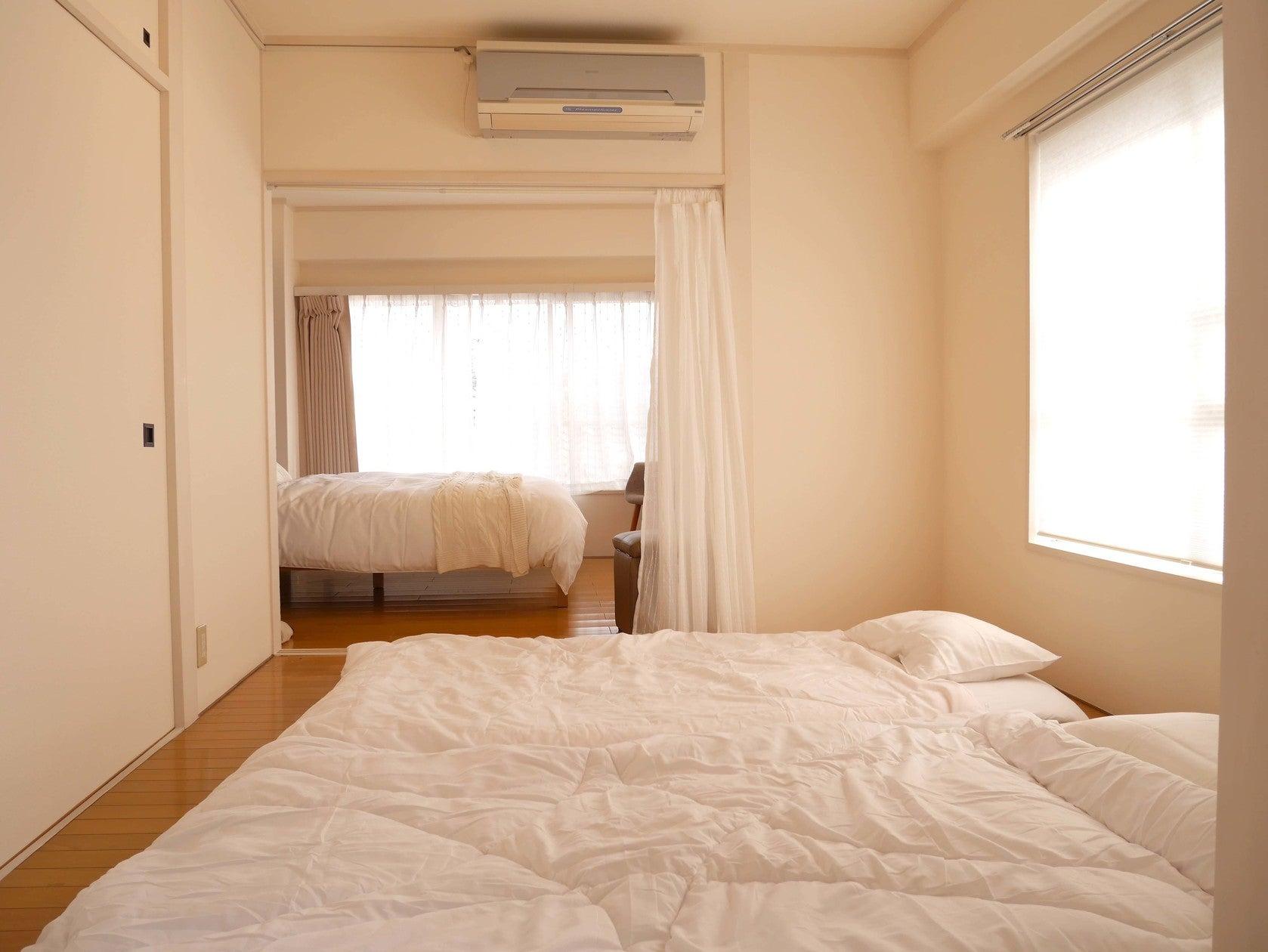 JR阿佐谷駅から1分、新宿8分/かわいい隠れ家/静かな釣り堀ビュー のサムネイル