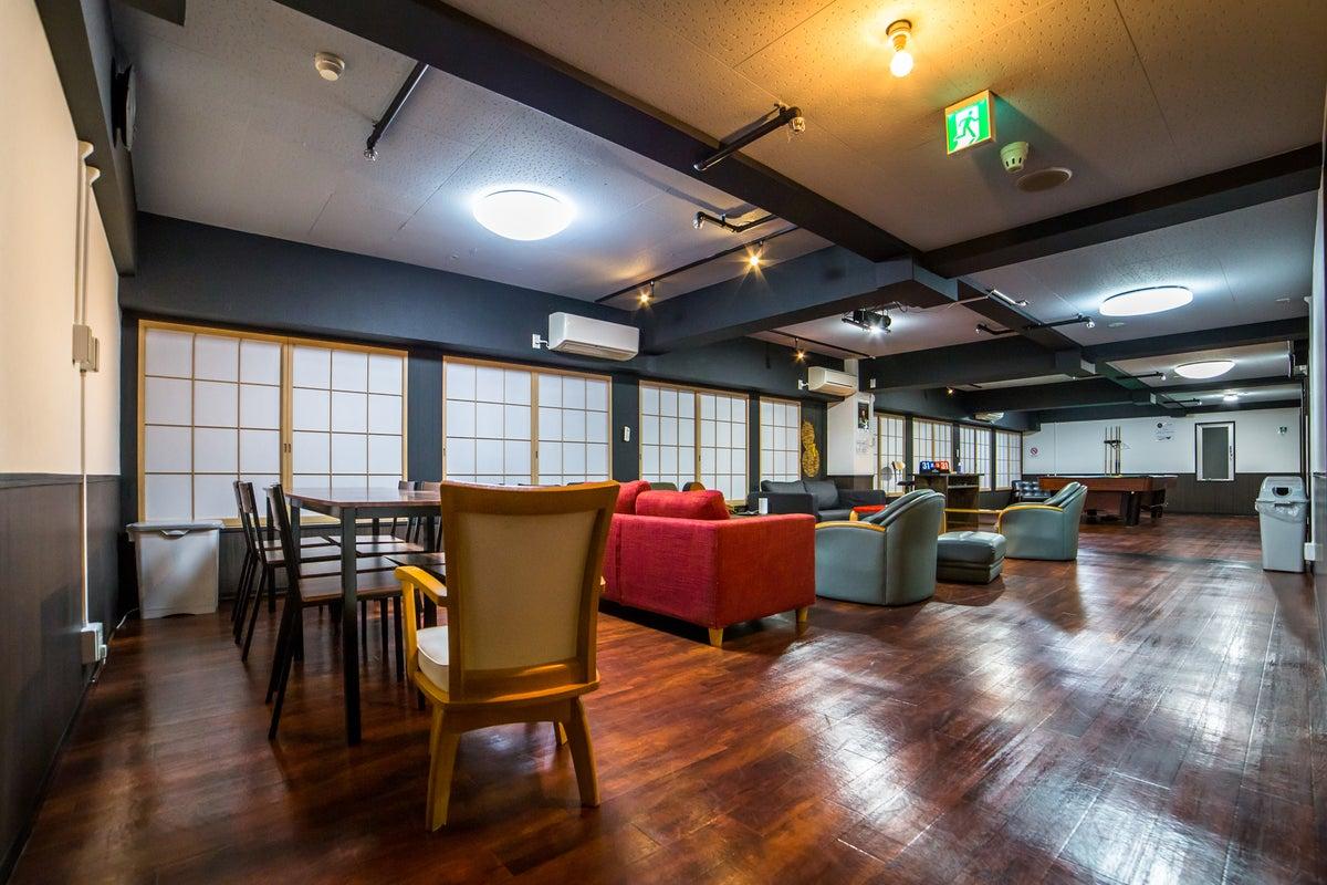 ◆阪急京都線上新庄駅から徒歩5分◆ビリヤードあり!遊べるリビングルーム の写真