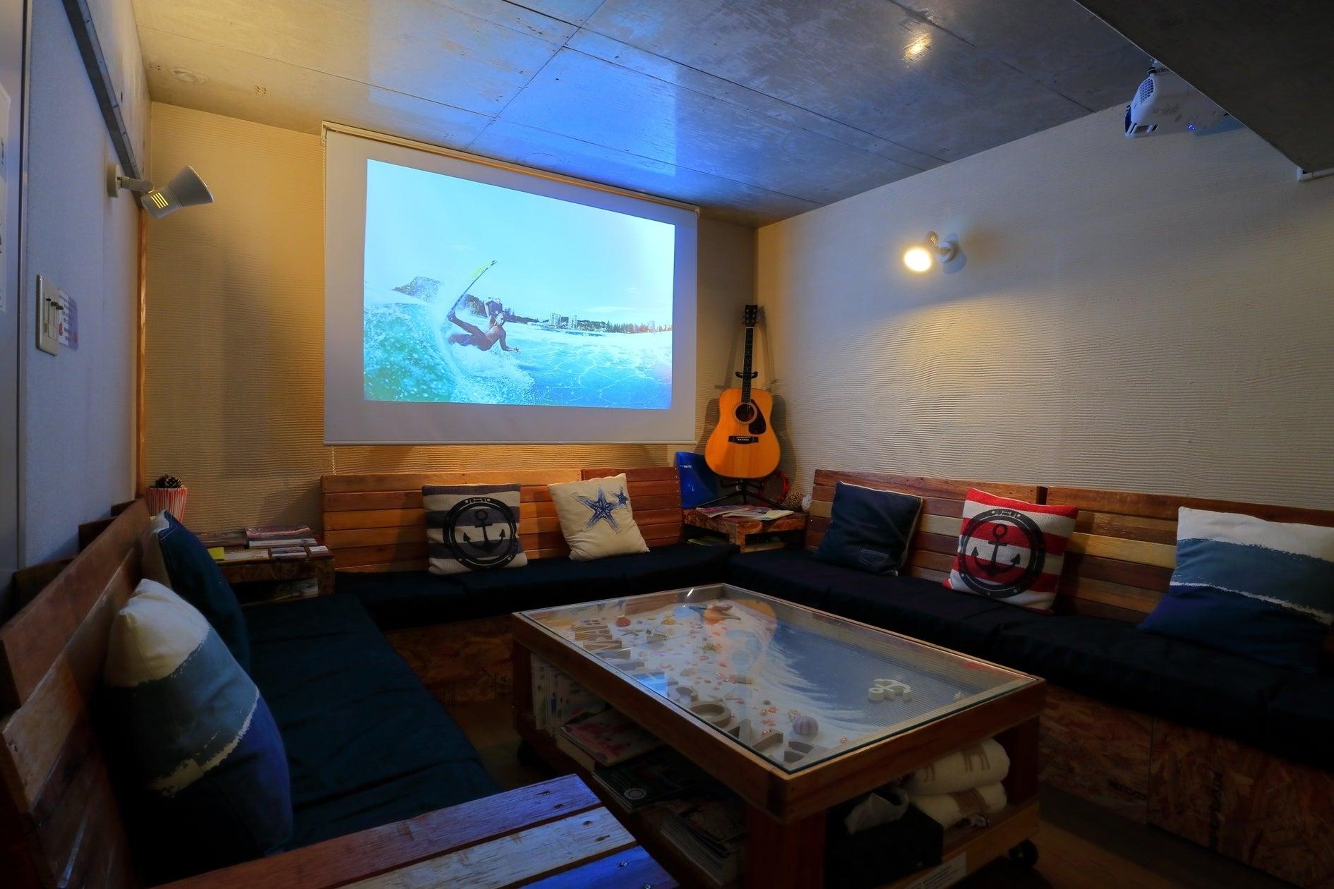 【湘南・江ノ島】音楽演奏も可能な防音仕様の地下ラウンジスペース【片瀬江ノ島駅(小田急線) 徒歩1分・海まで徒歩3分】 の写真