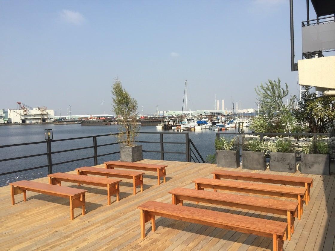 特別な日をお祝いしよう!お洒落なパーティースペースからクルージングまで。多様なプランをご用意♪(【横浜】海辺のプライベートスペース 「UNION HARBOR」) の写真0