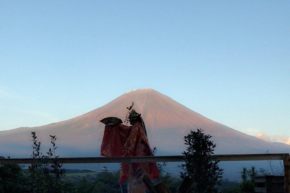 20000坪×富士山眺望の丘×舞台あり・森あり・施設あり の写真