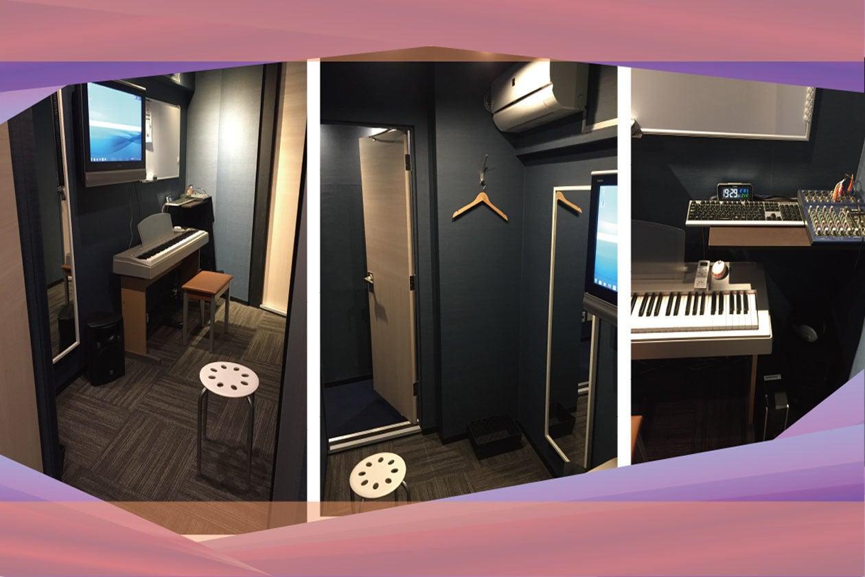 【Bスタジオ】ボイストレーニング、生楽器演奏などに向いているスペースです! (【Bスタジオ】ボイストレーニング、生楽器演奏などに向いているスペースです! ) の写真0