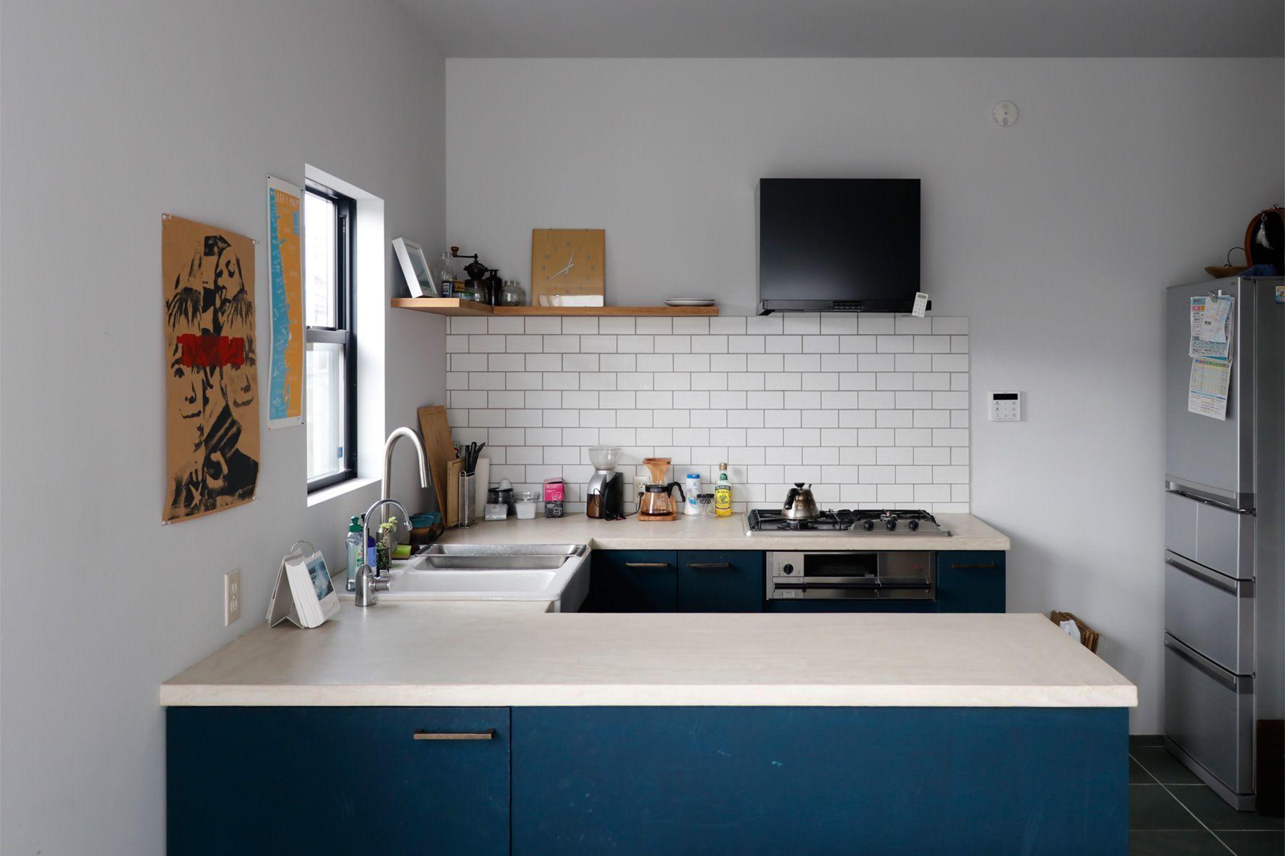 「鎌倉高校前駅」の高台にあるシンプルアメリカンハウススタジオ。キッチン付き。(Simple American Surf House) の写真0