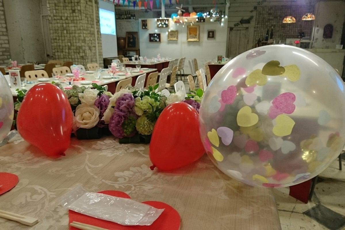 【大阪/北浜】女子会♪・歓送迎会・婚礼二次会・イベントスペースにぴったり(^^♪ の写真