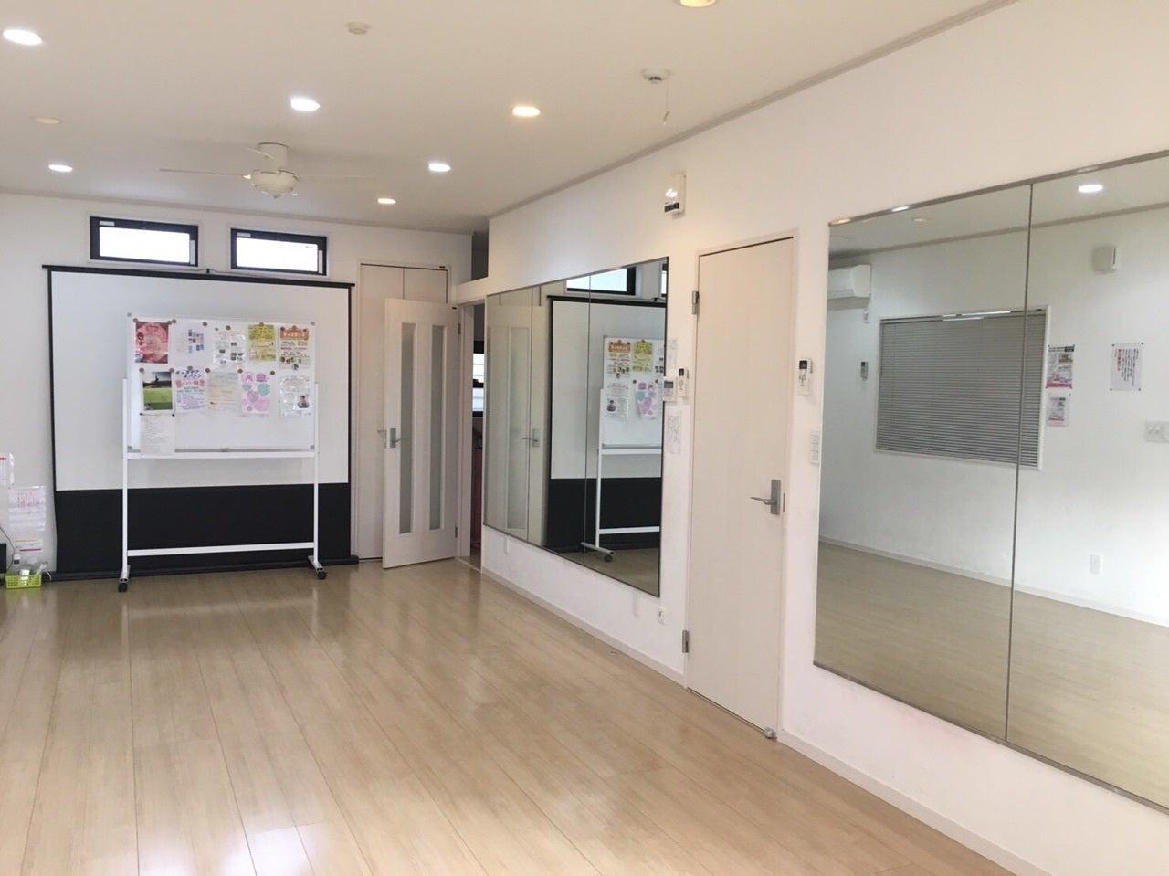 【東林間徒歩8分】オールタイム1000円!ダンスができるレンタルスタジオ!