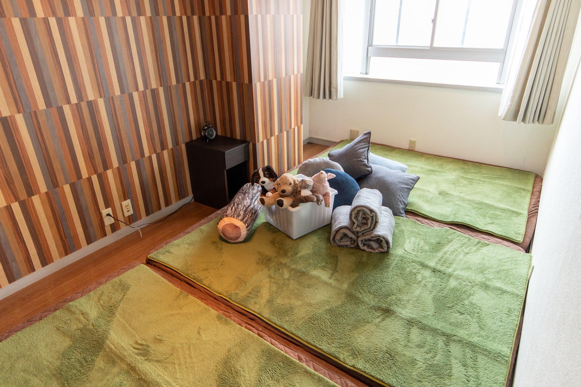 ⭐️1782円~㊗OPEN記念✨【渋谷&恵比寿】102㎡の広いメゾネット2LDK/最大25名/24時間/Party/ごろごろ の写真