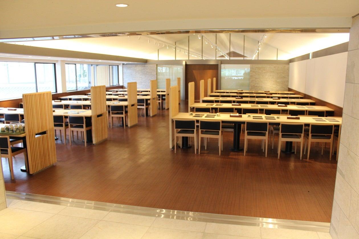 【132名収容】スペース貸しプラン【南ウイングⅠ】(レストラン嵐山) の写真0