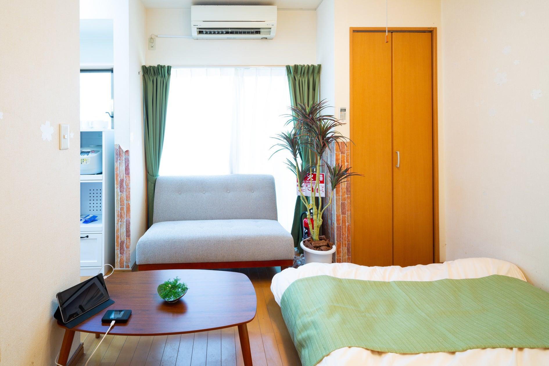 東京観光で人気の池袋エリア!!各都心部へのアクセスも便利な一軒家/MAX8人収容 の写真