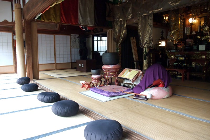 【飯能】500年以上の歴史のある正覚寺でExecutive合宿!?なんと,FLETS光開通済み! の写真