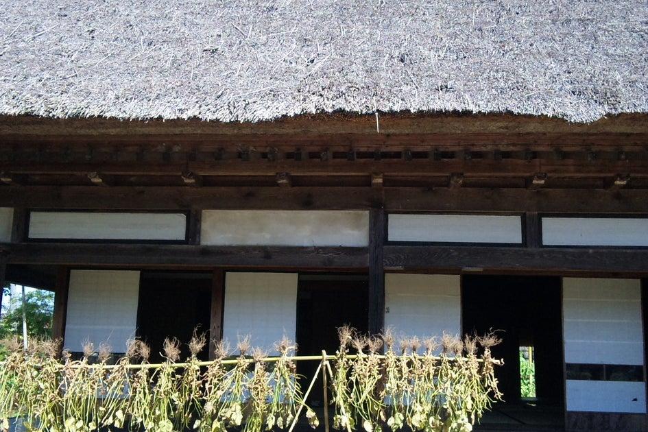 築100年超の茅葺き古民家で古き佳き日本の里山原風景の撮影・イベントなどに! の写真