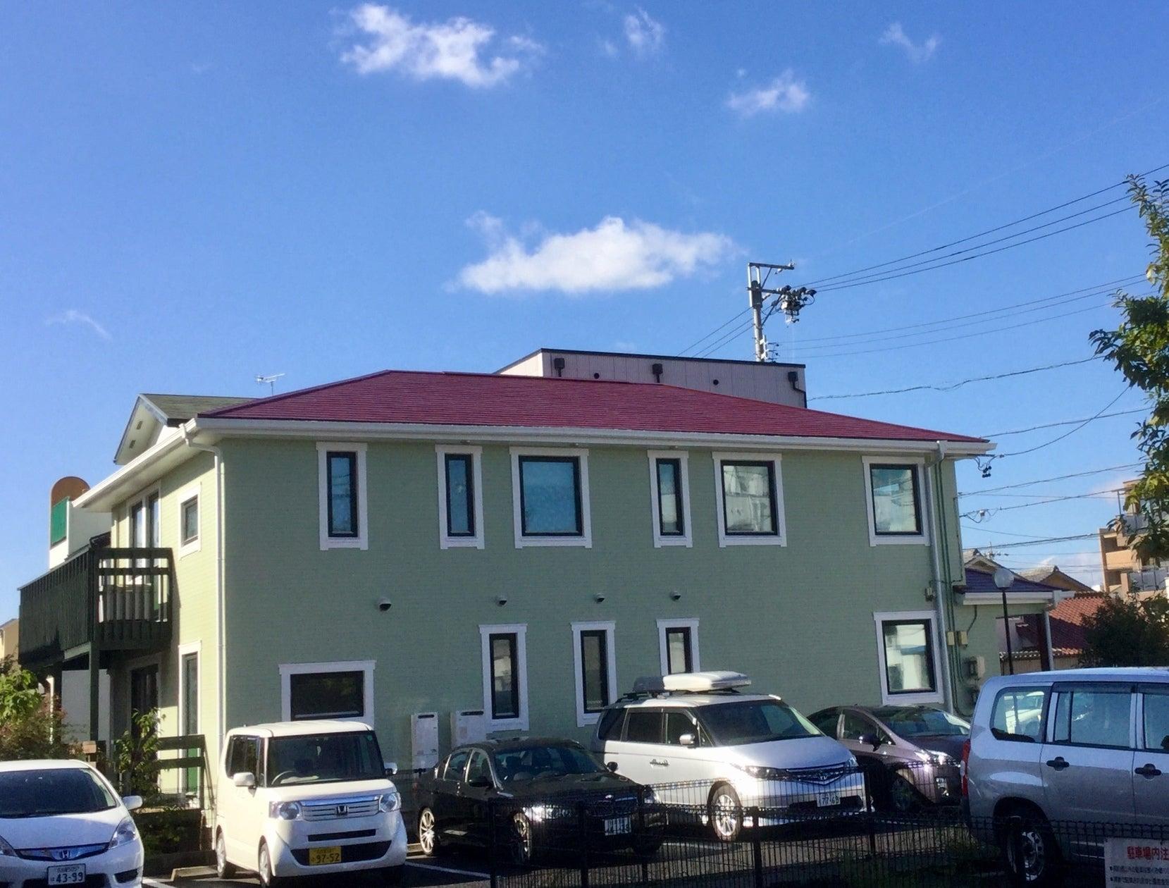 〔新瑞橋駅から徒歩1分〕静かな北欧風一軒家(スウェーデンハウス180m2)の1階リビング(静かな一軒家のキッチン付きリビングスペース) の写真0