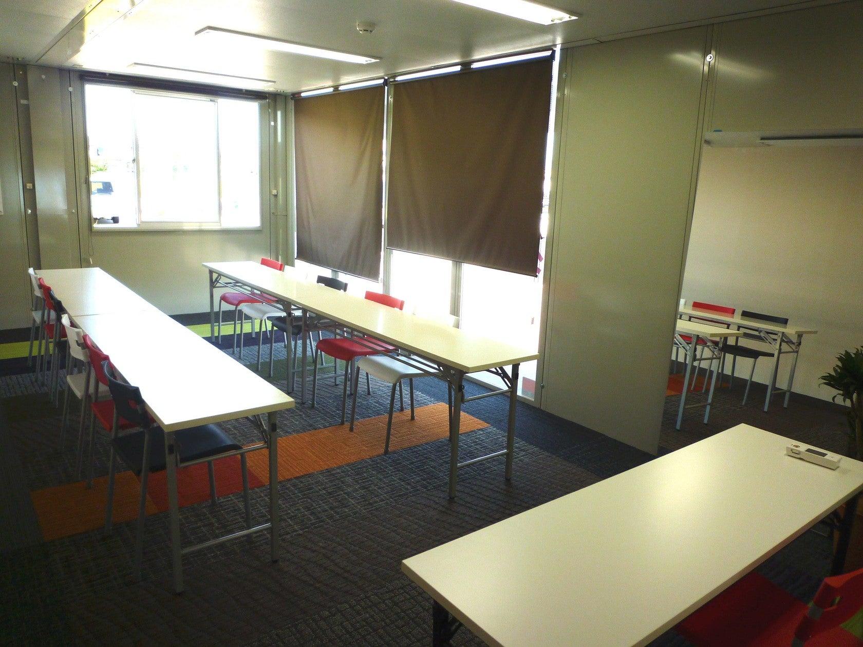 気軽に借りられるコンパクトな会議室。(ちょっとした打合せや会合に手頃な会議室。カルチャー教室や小さなイベントにも。) の写真0