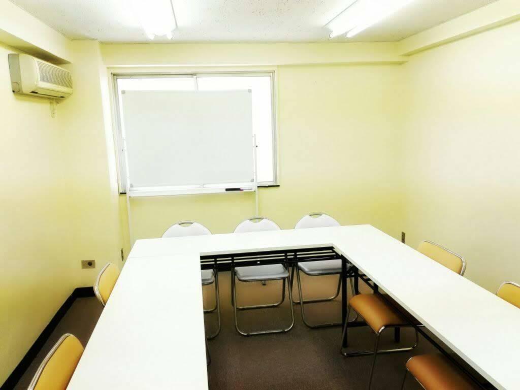 神田駅西口すぐ!貸会議室「希会議室」!レッスン・会議・ミーティング・勉強会などの貸スペース!  の写真