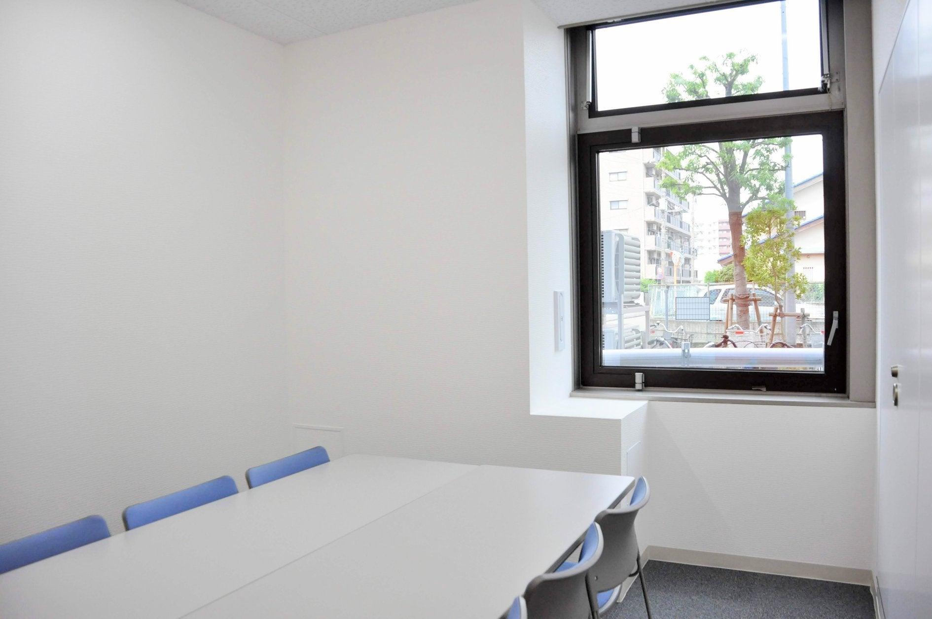【八王子】駐車場完備!複合施設内の便利な貸し会議室(小会議室A/6名)(NATULUCK八王子コープ高倉) の写真0