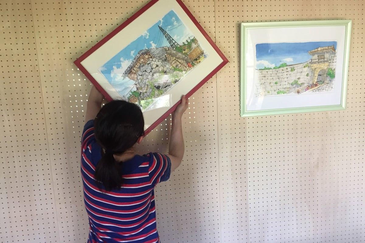 [ 1階洋室 ] 京王沿線日野・八王子。川沿いのリラックスできる空き家活用のイベント・オフィススペースなどにも の写真