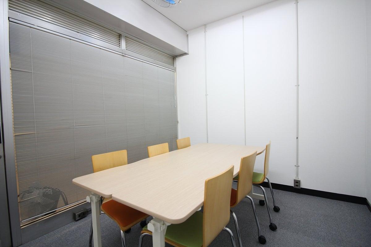 NEWOPEN⭐️<めっちゃええ02大阪ポップ会議室>大阪駅前第1ビル2F!【最大6名収容】 の写真