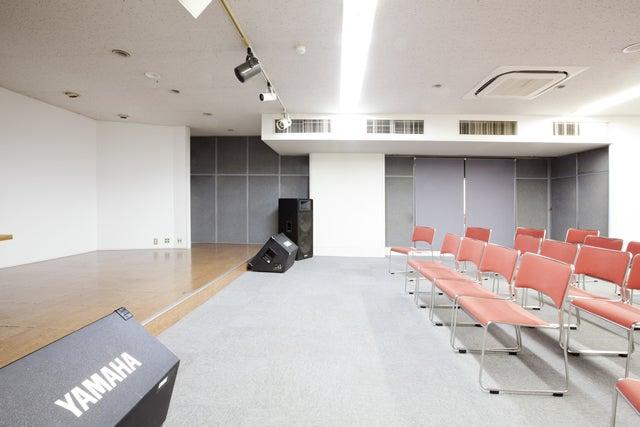 【高崎駅西口近く】イベント、会議、コンサートに使える防音完備のホール! の写真