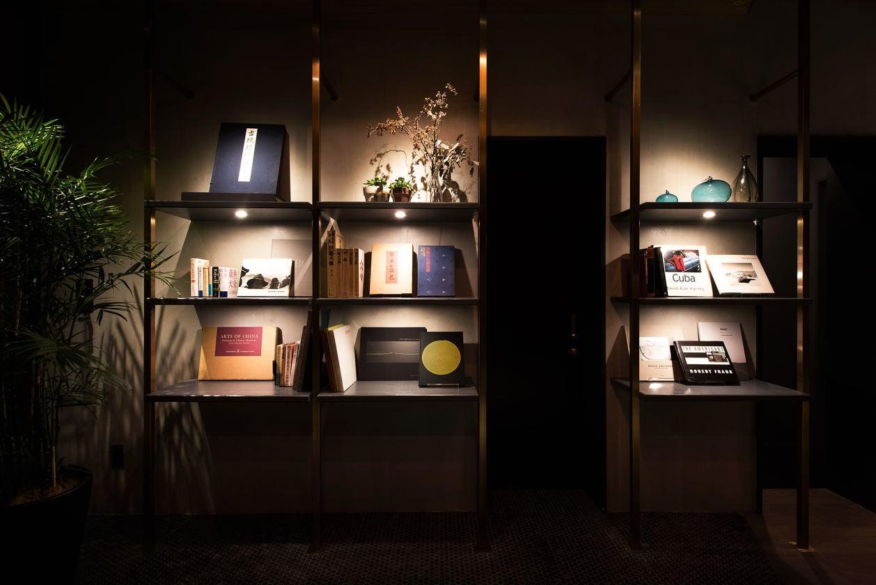【沖縄】展示スペース【店内の雰囲気を活かした展示など】