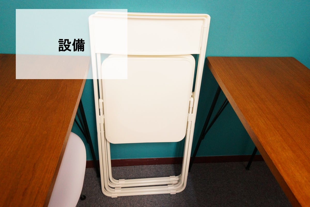 <サンク会議室>8名収容★渋谷駅徒歩2分!タワレコすぐ!WIFI/プロジェクター無料 の写真