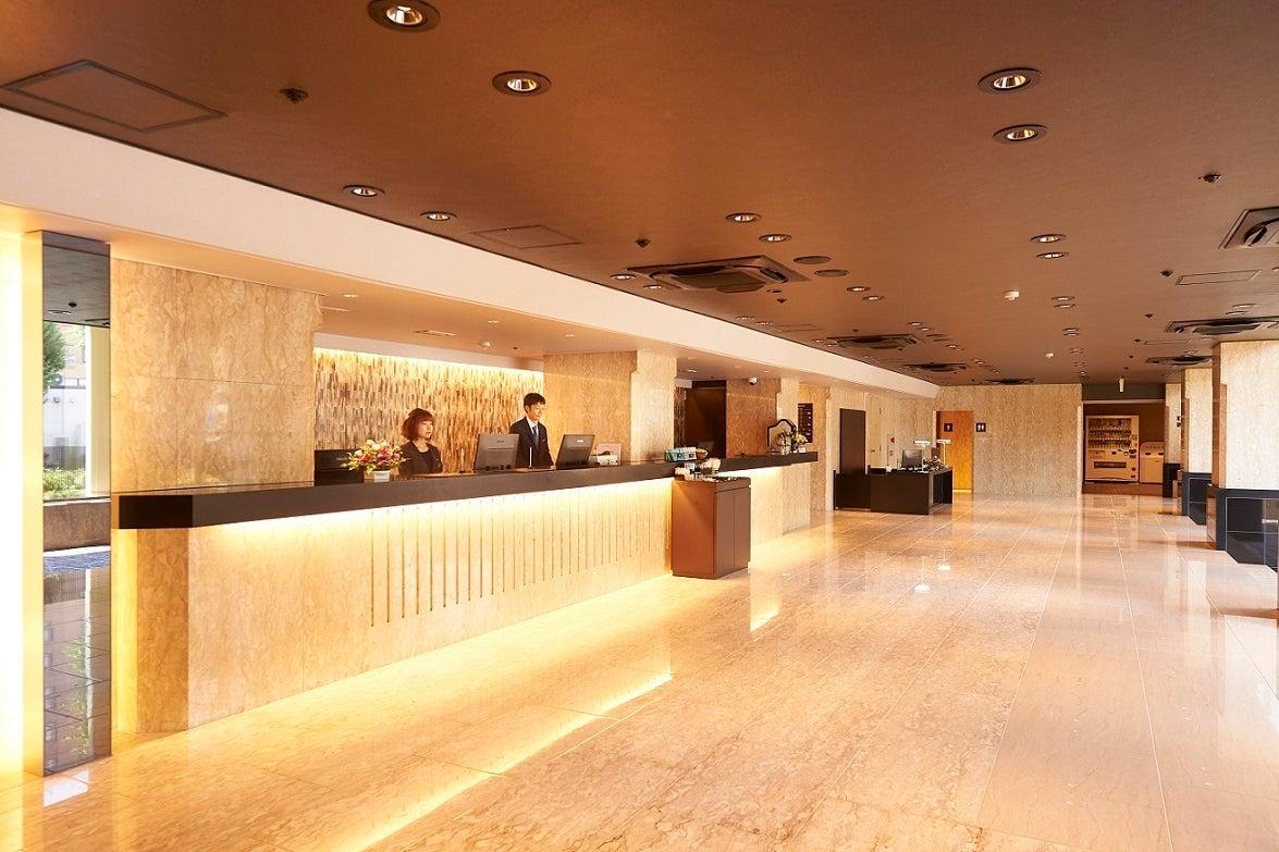【新大阪から1駅・駅目の前】ホテルコンソルト50㎡会議室<16名~40名>低予算でワンランクUP☆☆☆ の写真