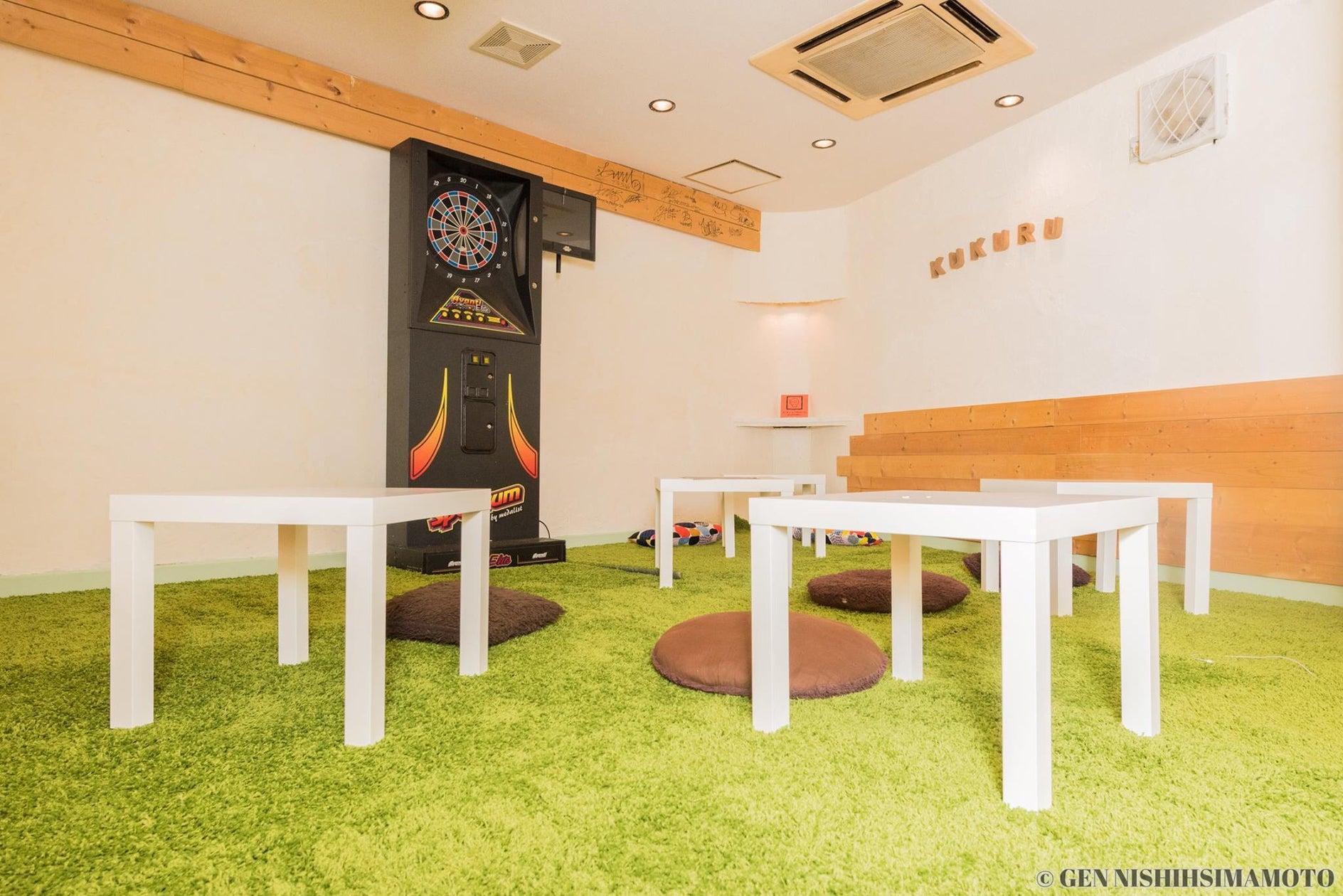 【阪神武庫川•鳴尾】飲食持込み自由のカラオケ付きオシャレなレンタルルーム の写真