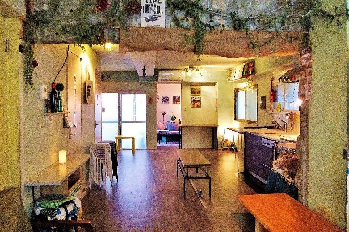 福岡天神から徒歩圏内/最大40名収容、ソファでゆったりお洒落レンタルスペース「タロカリ」 の写真