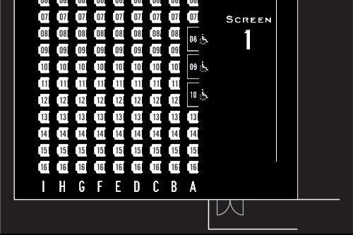 【浦和 135席】映画館で、会社説明会、株主総会、講演会の企画はいかがですか? の写真
