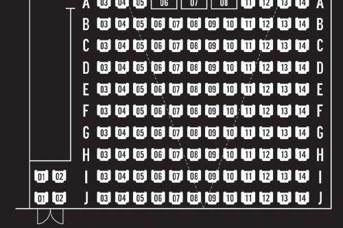【浦和 119席】映画館で、会社説明会、株主総会、講演会の企画はいかがですか? の写真