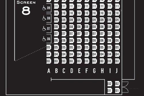 【浦和 148席】映画館で、会社説明会、株主総会、講演会の企画はいかがですか? の写真