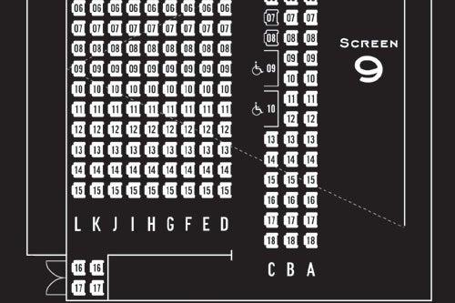 【浦和 175席】映画館で、会社説明会、株主総会、講演会の企画はいかがですか? の写真