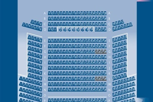 【前橋 503席】映画館で、会社説明会、株主総会、講演会の企画はいかがですか? の写真
