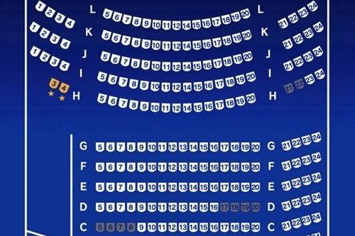 【岸和田 233席】映画館で、会社説明会、株主総会、講演会の企画はいかがですか? の写真