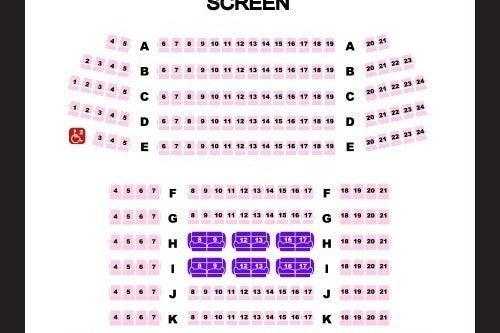 【幸手 286席】映画館で、会社説明会、株主総会、講演会の企画はいかがですか? の写真
