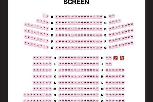 【幕張 424席】映画館で、会社説明会、株主総会、講演会の企画はいかがですか? の写真