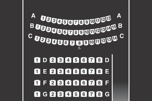 【なかま 100席】映画館で、会社説明会、株主総会、講演会の企画はいかがですか? の写真