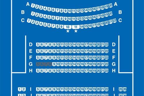 【豊橋 306席】映画館で、会社説明会、株主総会、講演会の企画はいかがですか? の写真