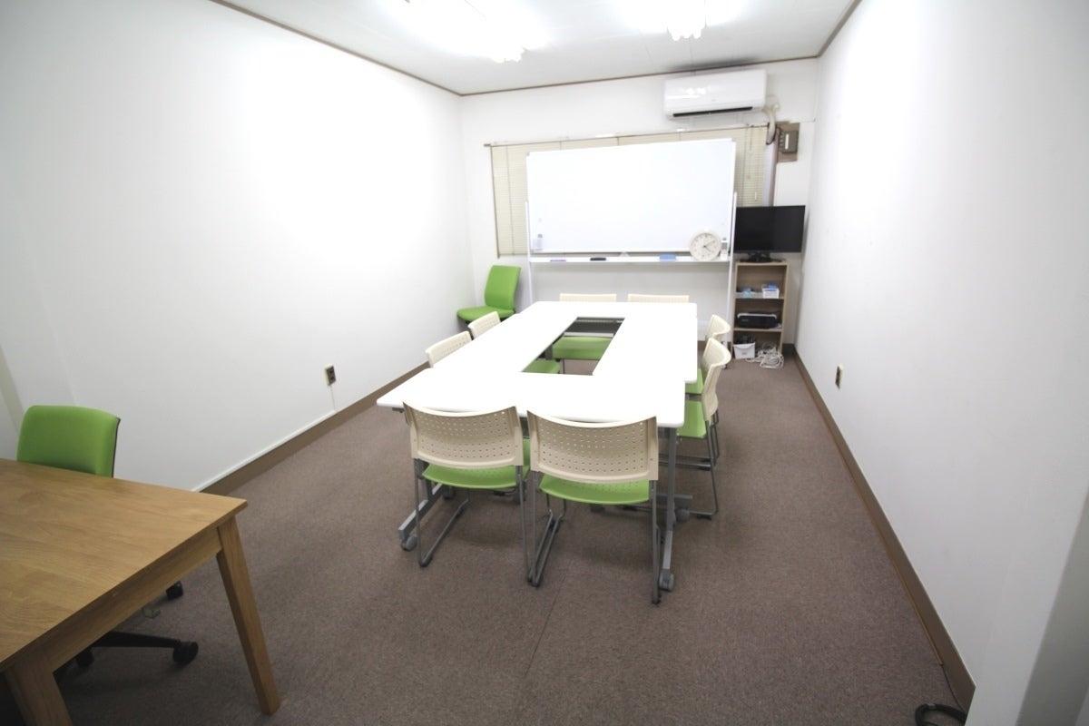 【神田駅 30秒!】いちご会議室 神田西口 wifi&プロジェクター無料♪