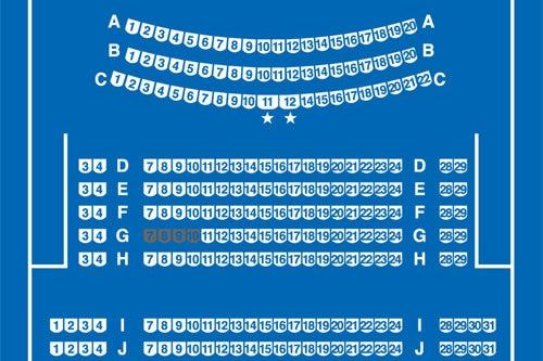【豊橋 356席】映画館で、会社説明会、株主総会、講演会の企画はいかがですか? の写真