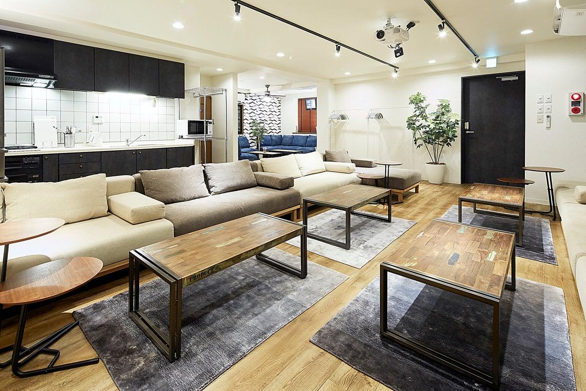 【ハウススタジオ】テラス撮影可 Lounge-R TERRACE渋谷【テラスシーン、ラグジュアリーな室内で撮影】 の写真
