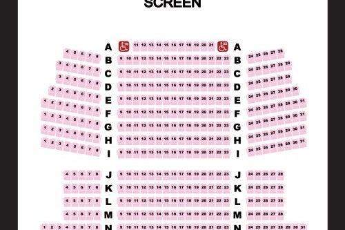 【新座 464席】映画館で、会社説明会、株主総会、講演会の企画はいかがですか? の写真