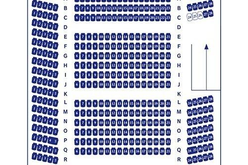 【長崎 376席】映画館で、会社説明会、株主総会、講演会の企画はいかがですか? の写真